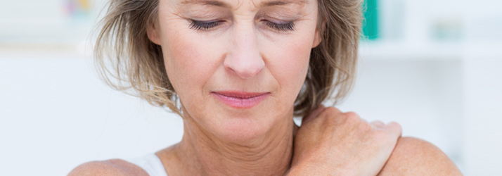 Chiropractie Melick GB Schouderpijn