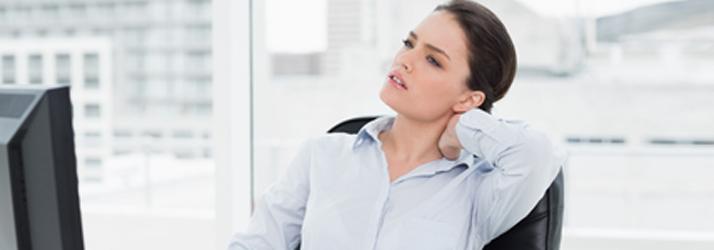 Chiropractie Melick GB Verkeerde Lichaamshouding